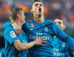 El Valencia - Real Madrid arrasa en beIN Sports rozando los 1,5 millones de espectadores