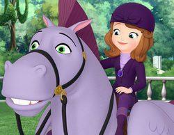 'La princesa Sofía' lidera en Movistar Disney con un 0,3%