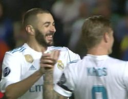"""El Real Madrid - Levante lidera en beiN Sports y """"Guardianes de la galaxia"""" en TNT"""
