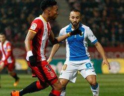 El partido de la Liga entre el Girona y el Leganés lidera con un 1,2% en BeIN
