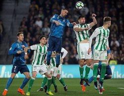El partido entre el Real Betis y el Real Madrid lidera con un 7,6% en beIN