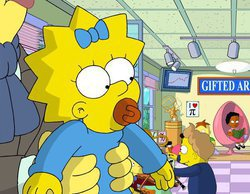 'Los Simpson' lidera en Fox (0,7%) en una jornada con gran presencia de la ficción