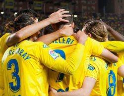 El partido entre Las Palmas - Barcelona arrasa en Movistar