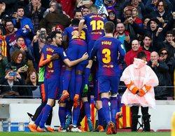 El partido entre el Barcelona y el At. Madrid en Bein marca un 14,6% y supera los dos millones
