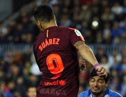 Éxito de la Liga Española, que roza el millón de espectadores con el Málaga - Barcelona