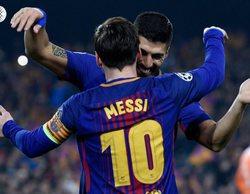 El partido entre el Barcelona y el Chelsea lidera con un 9,1% en Bein Sports