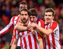 El partido entre el Ath. Bilbao y el Olympique Marsella lidera con 1,9% en Bein Sports