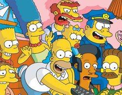 'Los Simpson' (0,7%) triunfan en Fox y dos de sus capítulos se convierten en lo más visto