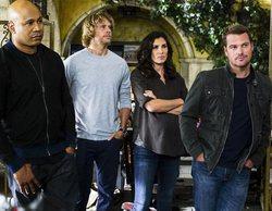 'NCIS: Los Ángeles' es la serie más vista del día con un 0,4%