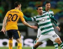 El partido entre el Sporting de Lisboa y el Atlético de Madrid lidera en beIN con un 3,7%