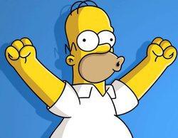 """'Los Simpson' en FOX e """"Independence day"""" en Canal Hollywood se reparten el liderazgo"""