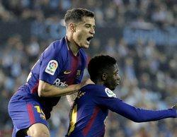 El Celta de Vigo-FC Barcelona lidera en Movistar Partidazo