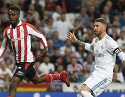 El Athletic-RealMadrid sobresale en beiN Liga y 'Late motiv' es lo más visto de #0