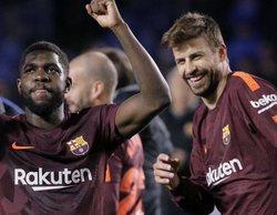 El partido Deportivo Coruña - Barcelona de la Liga lidera con un 6,4% en Movistar