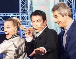 Antena 3 y La 1 empatan en prime time, pero lidera Telecinco