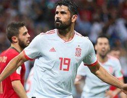 El Mundial de fútbol en Telecinco no deja que ninguna otra cadena supere los dos dígitos en el prime time