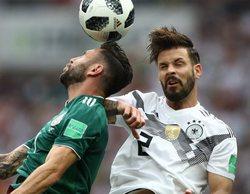 Cuatro gana por goleada en la franja de la tarde con el partido del Mundial entre Alemania y México