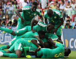 Cuatro sobresale en la jornada de la tarde con el partido Polònia-Senegal
