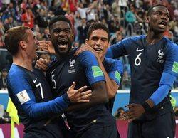 El Mundial de Fútbol le da a Telecinco el liderazgo de la tarde (21,1%) y prime time (26,2%)