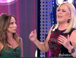 Telecinco lidera en el prime time (13,7%) y arrasa en el late night (20,2%) gracias a 'Sábado deluxe'