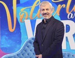Telecinco lidera el prime time con un 12,8% y la sobremesa es para Antena 3 con un 13,5%