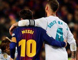 El partido de la Liga Española entre el Barcelona - R. Madrid arrasa con un 14,2% en Movistar