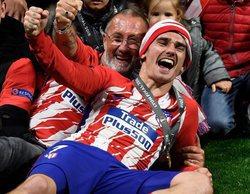 El Atlético de Madrid se convierte en el campeón de la Europa League ante el 9,3% de la audiencia