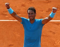 El partido del Roland Garros entre Rafa Nadal y Del Potro lidera con un 3,4% en Eurosport
