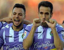 El partido entre el Numancia y el Real Valladolid es lo más visto con un 0,9% en Movistar Partidazo