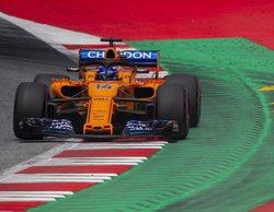 La sesión clasificatoria del Gran Premio de Austria triunfa en Movistar+ Deportes