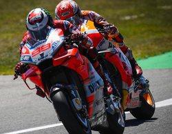 El G.P. de Países Bajos de Motociclismo domina en Movistar