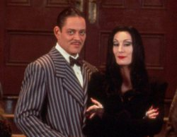 """""""La familia Addams"""", en Canal Hollywood, y 'Los Simpson', en FOX, se reparten la sobremesa"""