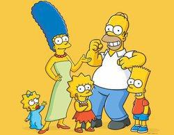 """'Los Simpson' lideran en Fox junto a """"Alerta máxima 2"""""""