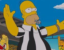 'Los Simpson' lidera en FOX España con doble capítulo