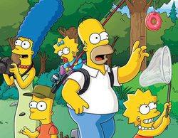"""'Los Simpson' lidera en FOX y la película """"Thor"""" destaca en TNT"""