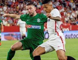 El partido de la Europa League entre Sevilla y Zalgiris destaca en Movistar Liga de Campeones