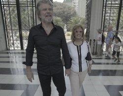 Telecinco lidera con facilidad el prime time y el late night gracias al regreso de 'Las Campos' y su visita a Buenos Aires