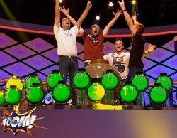 Antena 3 se convierte en lo más visto de la tarde gracias a '¡Boom!'