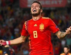 La 1 se dispara en el prime time con el España - Croacia