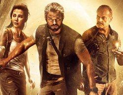 """""""Guardianes de la tumba"""" lidera en FOX y """"Airbender: El último guerrero"""" en Canal Hollywood"""