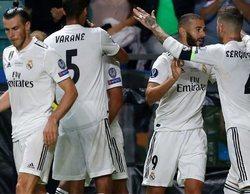 Canal + Liga de Campeones triunfa con la Supercopa entre el Real Madrid - Atlético de Madrid