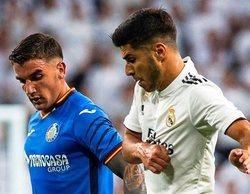 El Real Madrid - Getafe en beIN Sports, lo más visto por encima del millón de espectadores