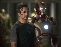 """""""Iron Man 3"""" en Fox, lo más visto en un día dominado por el cine"""