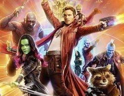 """""""Guardianes de la galaxia"""" se convierte en lo más visto del día con un 0,8% en TNT"""