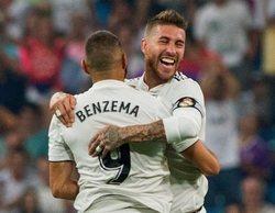 El Real Madrid - Leganés destaca como lo más visto en Movistar+