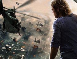 """Fox se convierte en la cadena de pago más vista con la película """"Guerra mundial Z"""""""