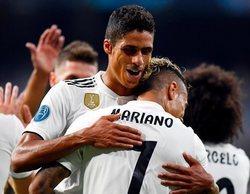 El Real Madrid - Roma no tiene rival y arrasa, acercándose al millón de espectadores