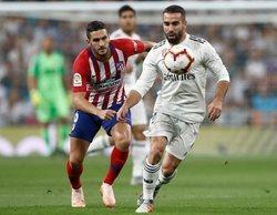 El derbi de LaLiga Real Madrid - Atlético de Madrid protagonista de la jornada en Movistar Partidazo