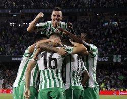 El partido Real Betis-Leganés lidera en beIN Liga y el GP de Fórmula 1 de Rusia sobresale en Movistar+