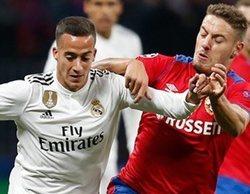 El partido CSKA Moscú-Real Madrid (6,2%) supera el millón de espectadores en Movistar+